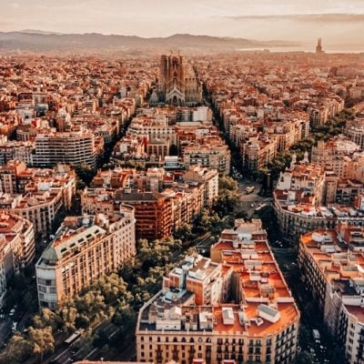 15+ Jaw dropping City Views in Barcelona with map