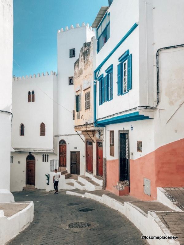 Lanes of Tangier