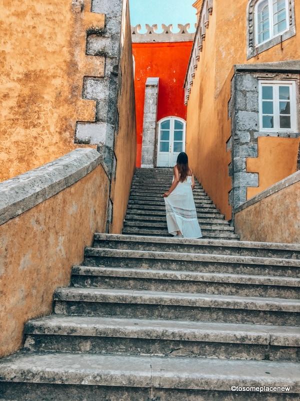 Pena Palace Lisbon
