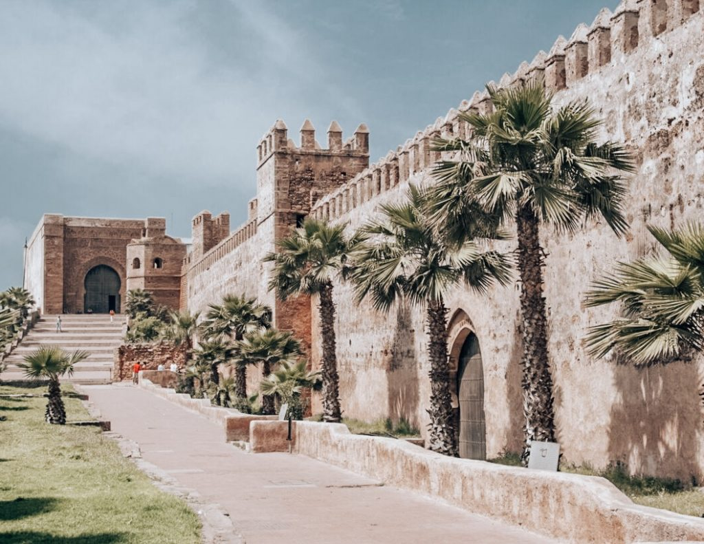 Views of Rabat in North Morocco Itinerary 7 days