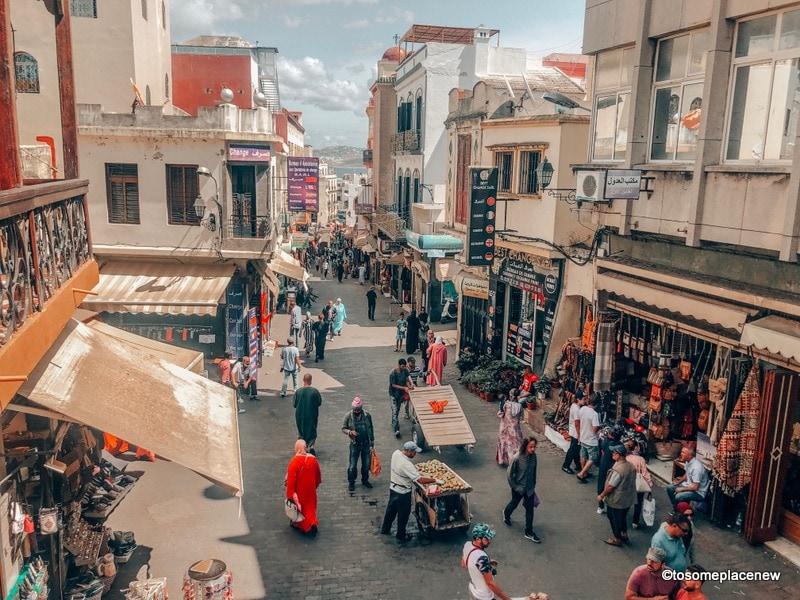 Tangier Medina - North Morocco Itinerary 7 days
