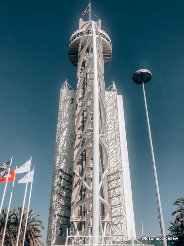 Torre Vasco da Gama - 3 days in Lisbon Itinerary
