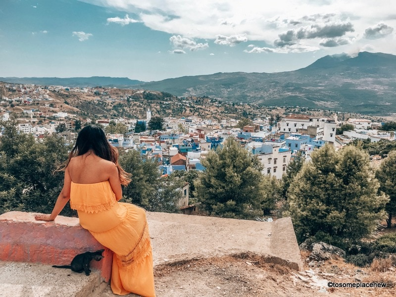Views of Chefchauoen - North Morocco Itinerary 7 days