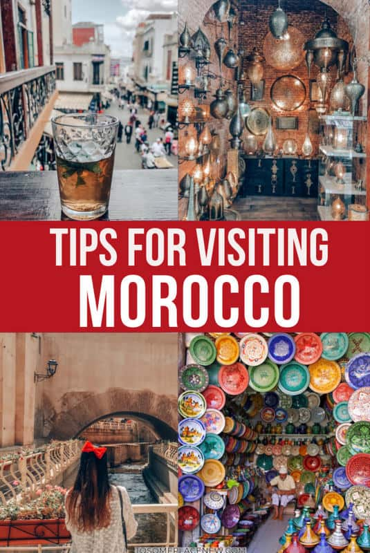 25 Travel tips for Morocco
