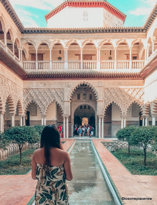 Real Alcazar Palace