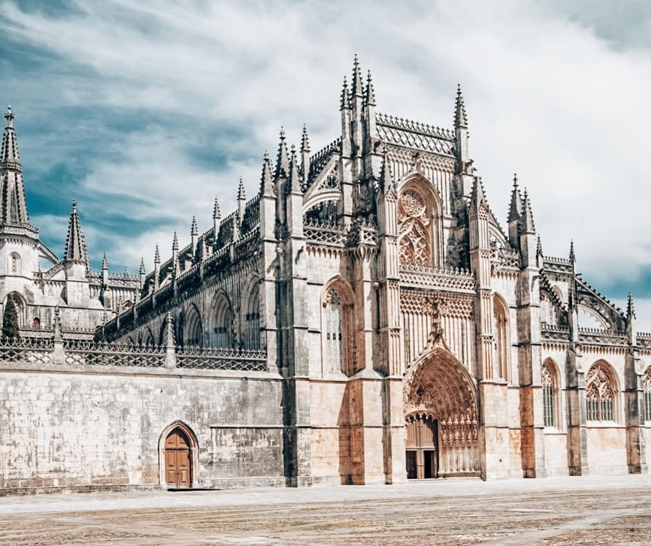 Batalha Monastery - Best day trips from Lisbon