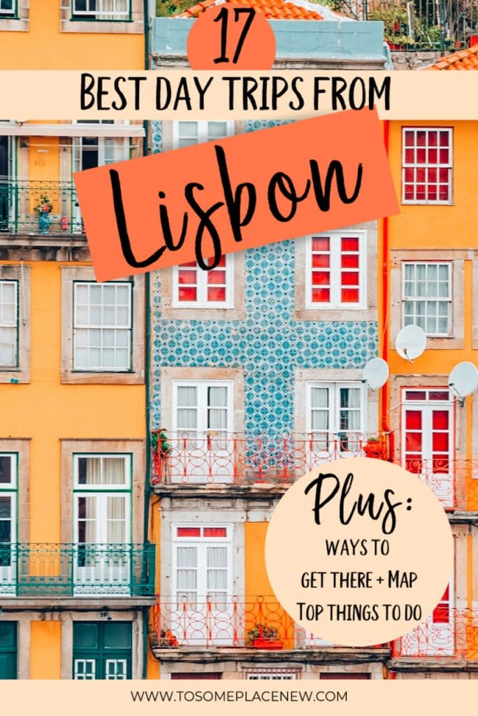 Day trips from Lisbon Portugal | Lisbon day trips to take | Lisbon things to do | Day trips from Lisbon Europe to take, with castles and shrines | Sintra Portugal Day trip from Lisbon