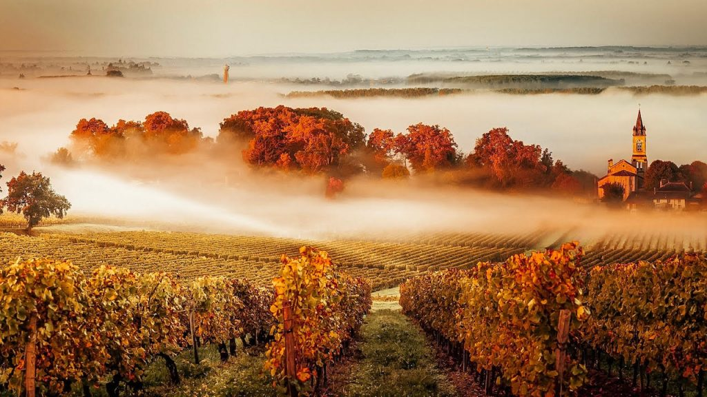 Bordeaux - best places in south of france