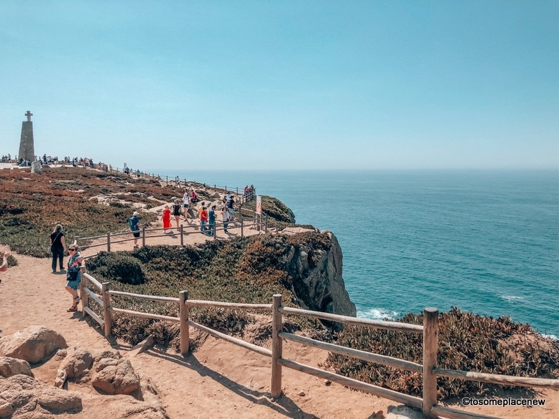 Cabo da Raco - Lisbon to Sintra Day trip Itinerary