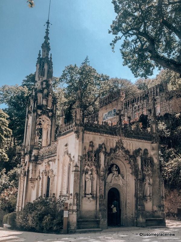 Chapel - Regaleira Estates