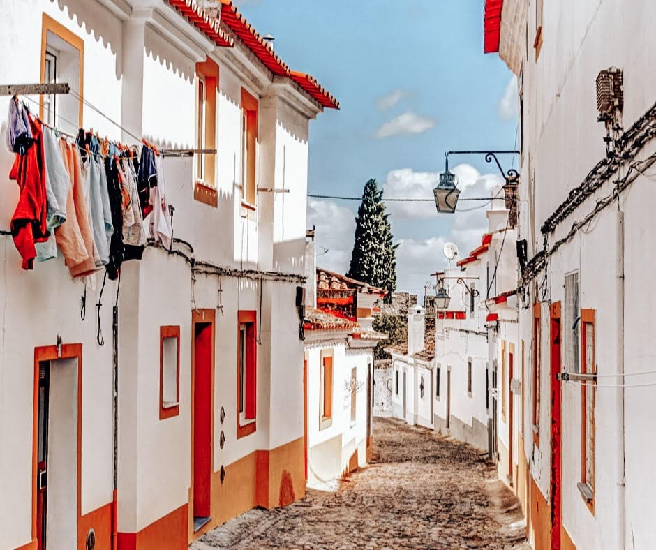 Evora day trips from Lisbon