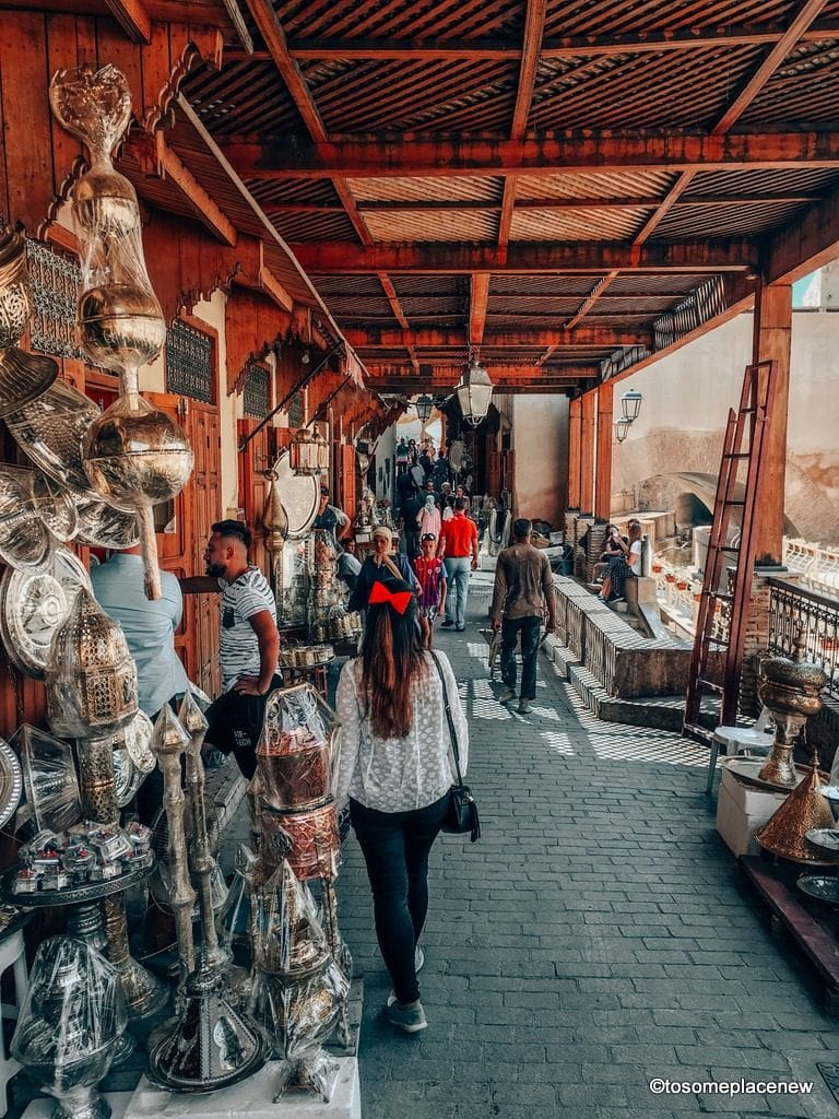 Top things to do in Fes Itinerary - Explore the old medina, indulge in a traditional hammam & Moroccan cuisine, relax in a riad and learn about its history.