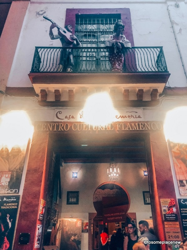 Flamenco show in 2 days in Seville Itinerary and guide