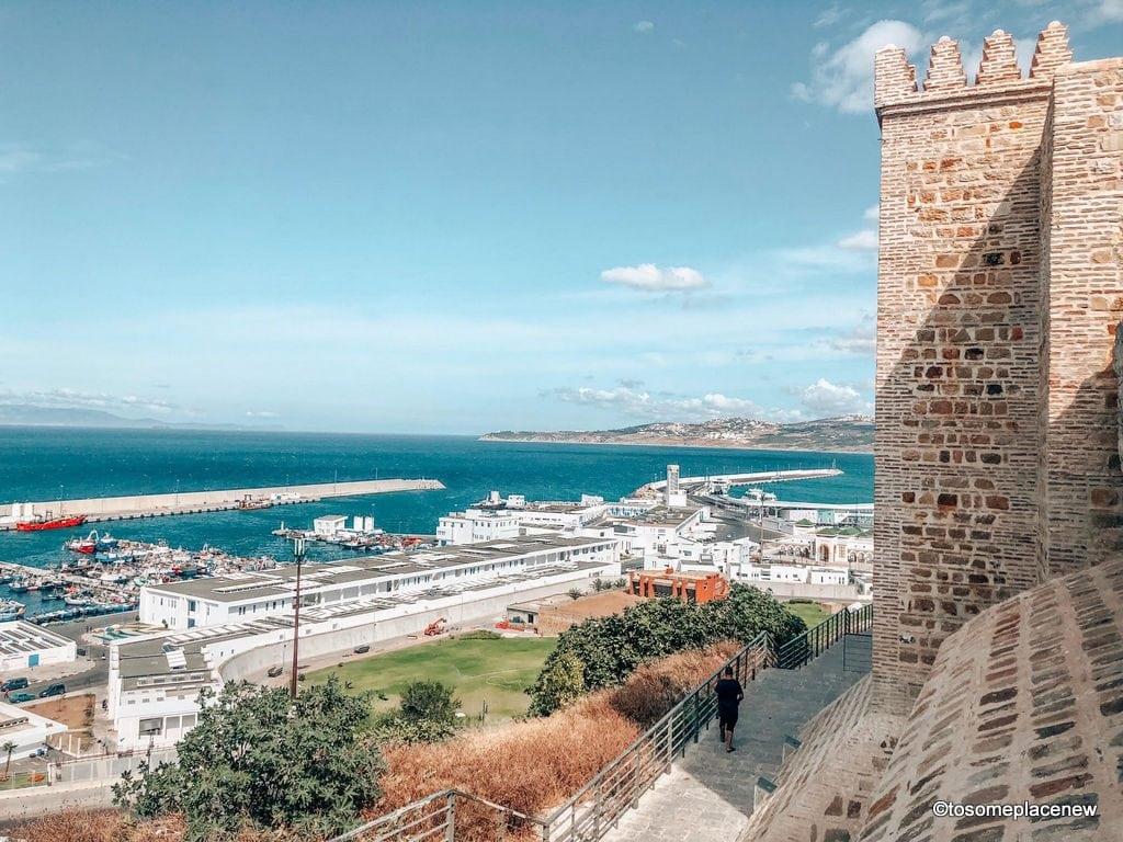Tangier Kasbah Quarters