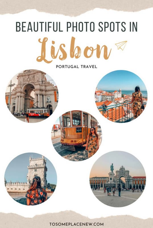 List of Lisbon photo spots to visit. Guide to Lisbon photography