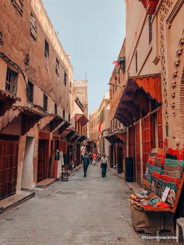 Medina lanes