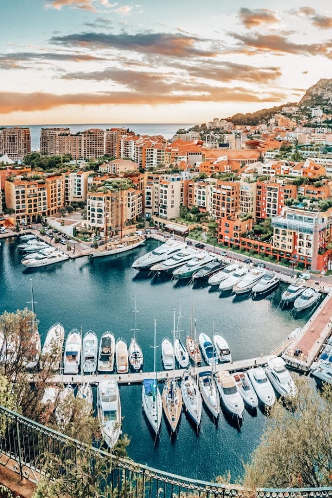 Monaco bets places in south of france