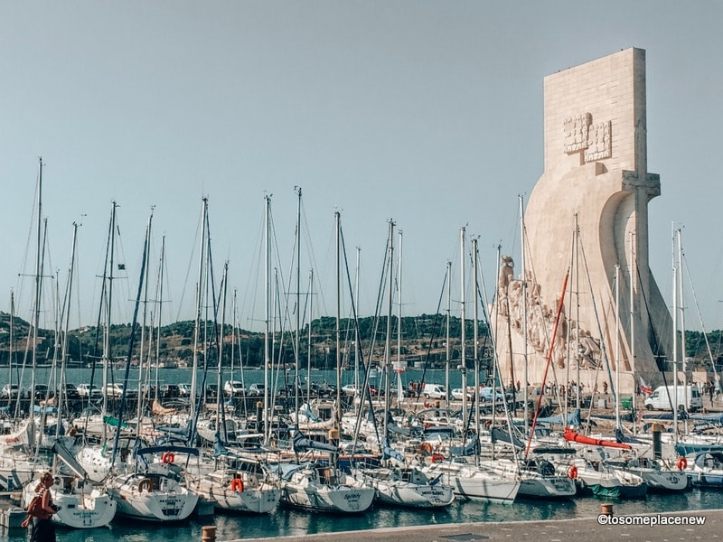 Monument to the Discoveries - Lisbon photography spots