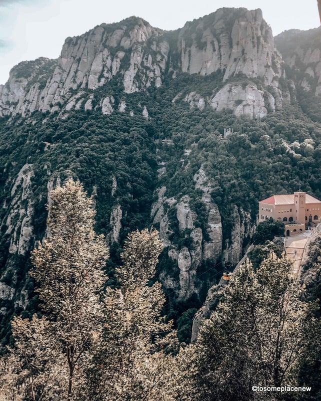 Mount Montserrat Best places to visit in Spain