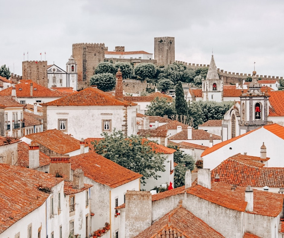 Obidos Best day trips from Lisbon