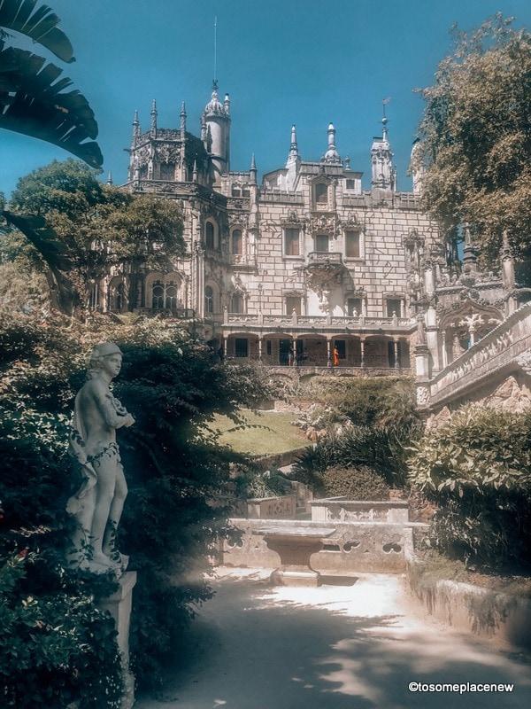 Palace - Quinta de Regaleira
