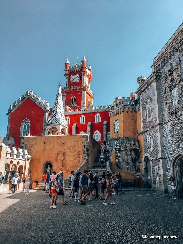 Pena Palace and Park - Lisbon to Sintra Day Trip