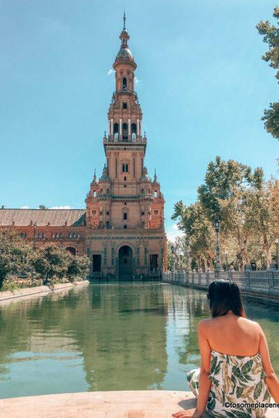 Plaza de Espana South tower