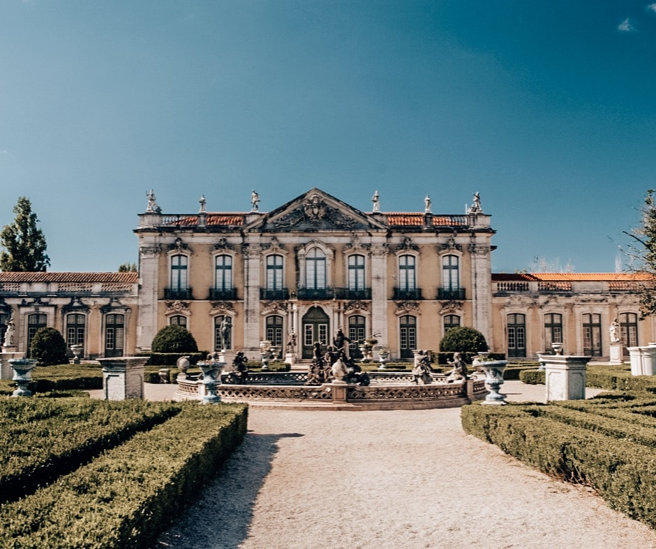 Queluz National Palace - Day trips from Lisbon