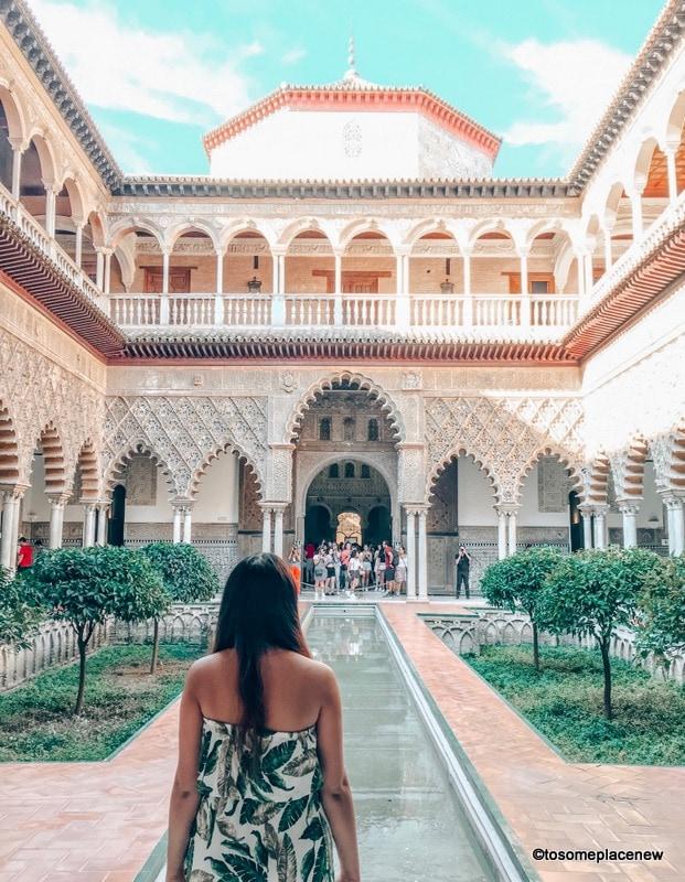 Real Alcazar Palace Seville