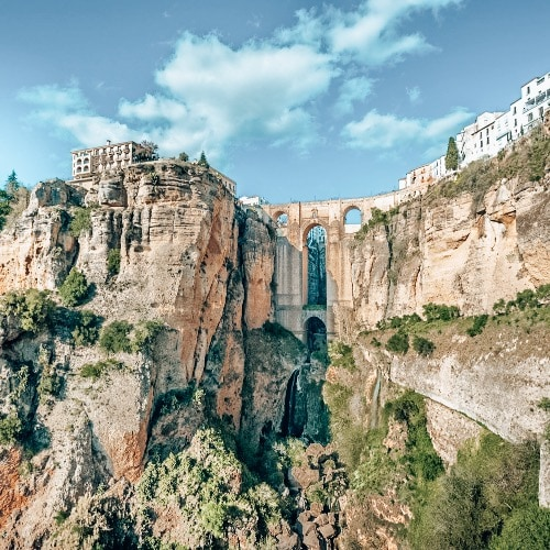 Ronda South Of Spain