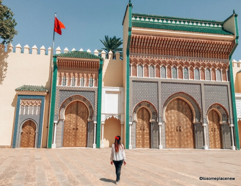 Royal Palace Fes - Things to do in Fes