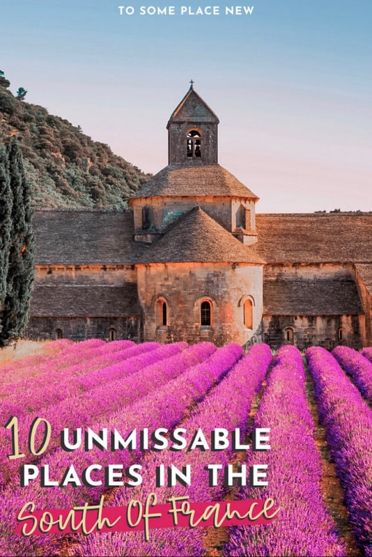 Visit Provence in South of France