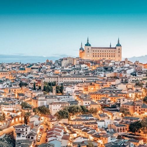 Toledo in Best cities in Spain
