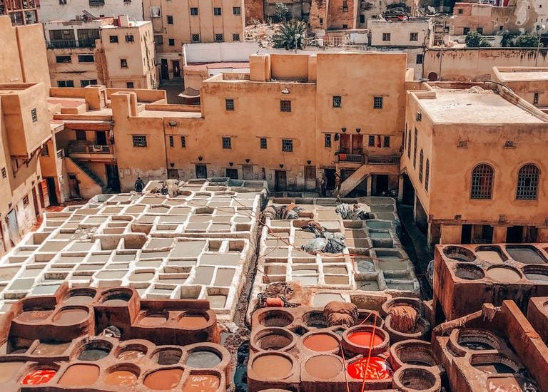 Fes Tannery - Top things to do in Fes