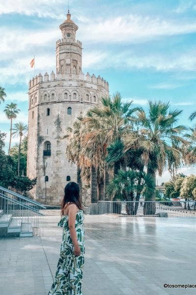 Torre del Oro Seville Spain