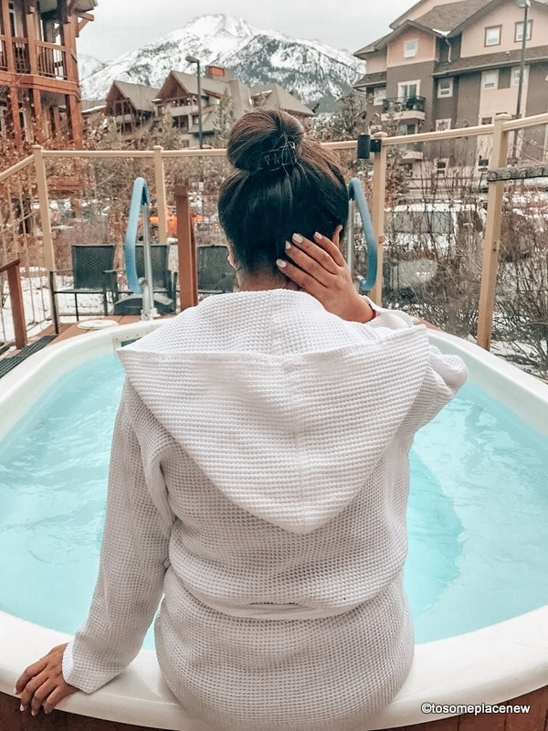 Banff Spa Ideas
