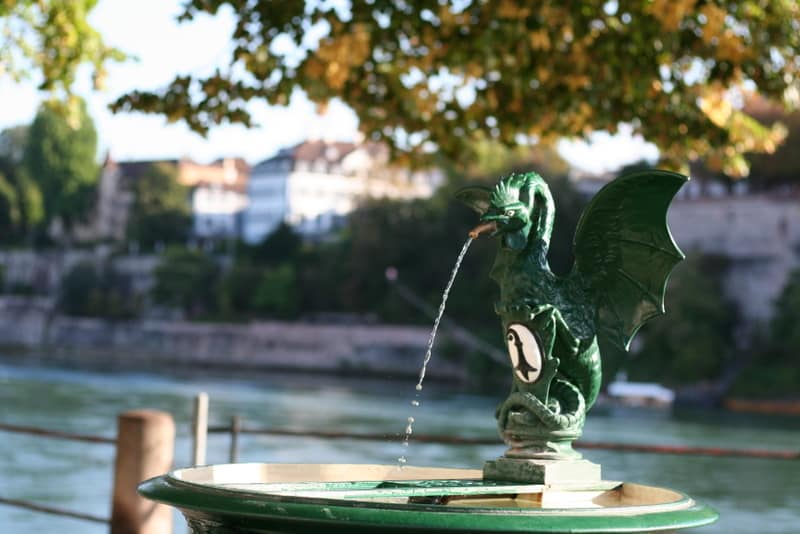 Basel - Most beautiful cities in Switzerland
