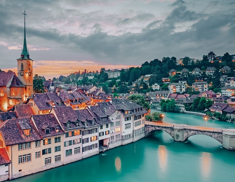 Bern in 7 days in Switzerland Itinerary