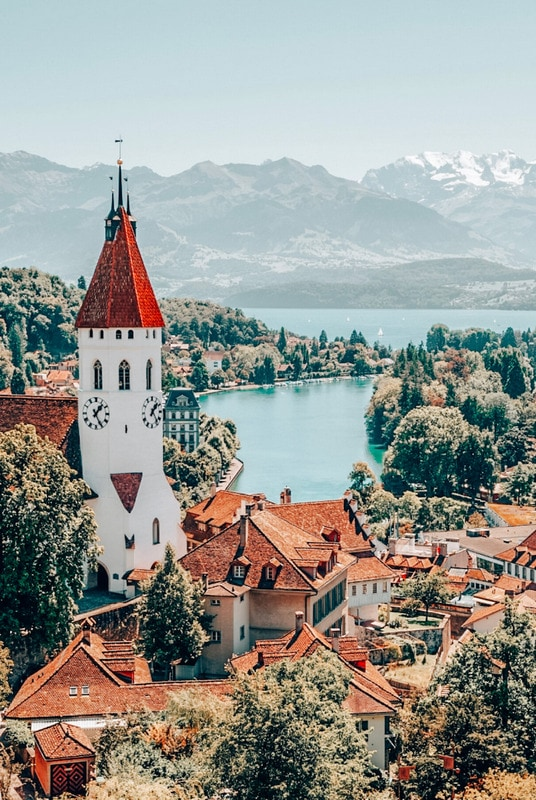 Best Switzerland Itinerary 7 days