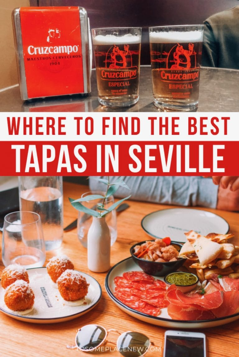 9 Deliciously Best Tapas in Seville and where to find them