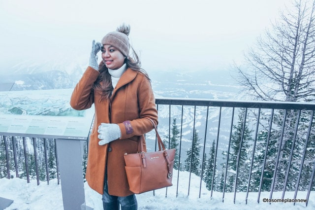 What to pack for Canada in Winter