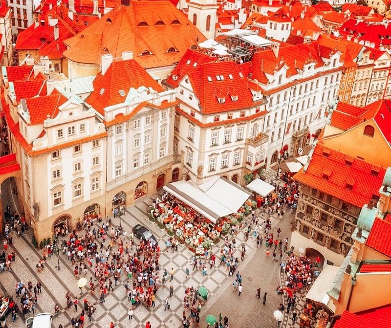 Easter Markets Prague