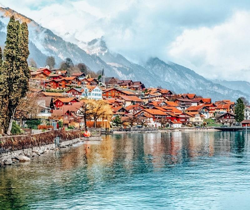Interlaken in Switzerland Itinerary 7 days
