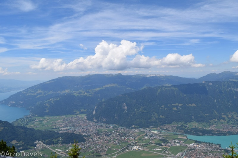 Interlaken Views in Switzerland Itinerary 7 days