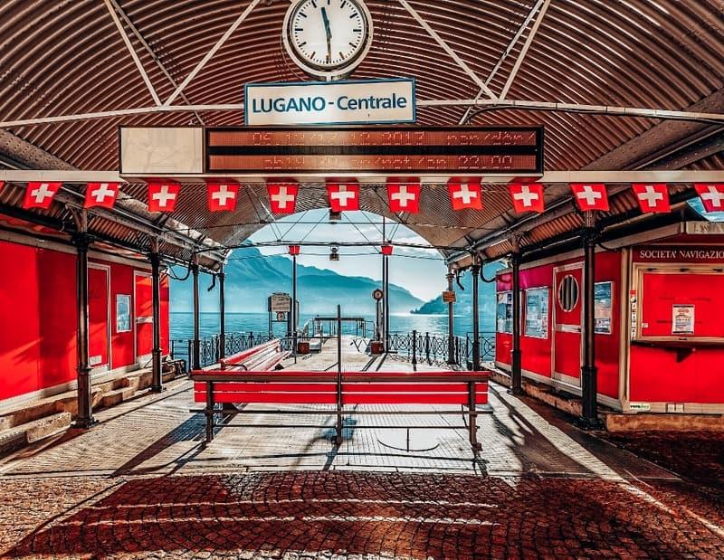Lugano - Most beautiful cities in Switzerland