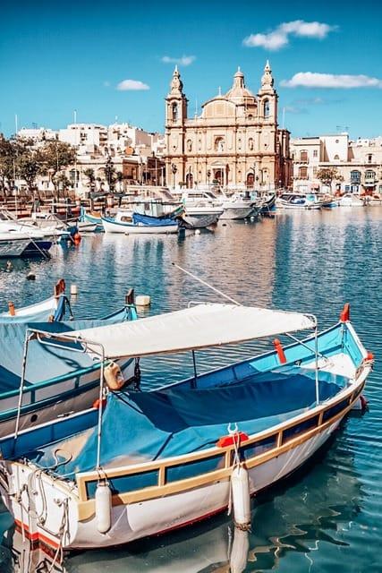 Malta Europe in February