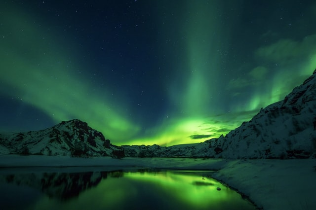 Northern Lights in February