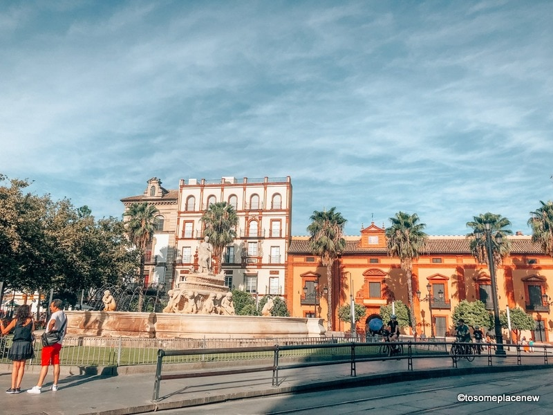 Santa Cruz Quarters - What to see in Seville Spain
