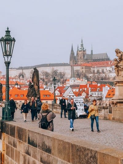 Charles Bridge - Prague Itinerary 2 days - What to do in Prague in 2 days