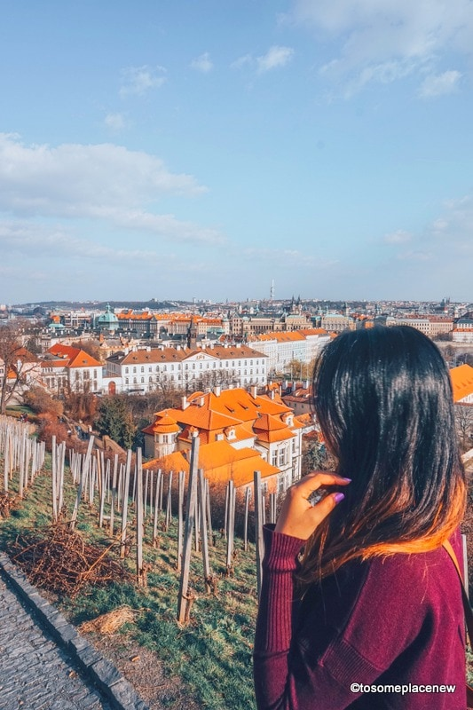 Prague in March & April + Things to do in each month